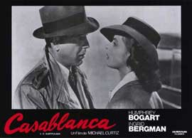 Casablanca - 11 x 14 Movie Poster - Style G