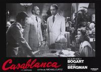 Casablanca - 11 x 14 Movie Poster - Style H