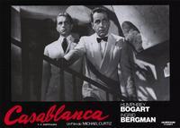 Casablanca - 11 x 14 Movie Poster - Style J