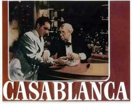 Casablanca - 11 x 14 Movie Poster - Style K