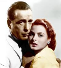 Casablanca - 8 x 10 Color Photo #1