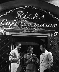 Casablanca - 8 x 10 B&W Photo #3