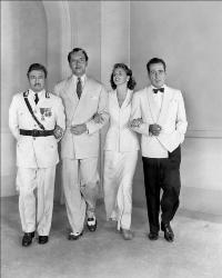 Casablanca - 8 x 10 B&W Photo #26
