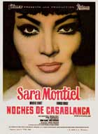 Casablanca, Nest of Spies - 11 x 17 Movie Poster - Spanish Style B