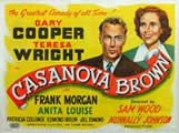 Casanova Brown - 30 x 40 Movie Poster UK - Style A