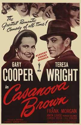 Casanova Brown - 11 x 17 Movie Poster - Style A