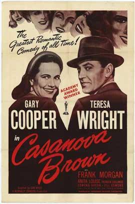 Casanova Brown - 27 x 40 Movie Poster - Style A
