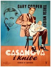 Casanova Brown - 11 x 17 Movie Poster - Danish Style A
