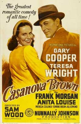 Casanova Brown - 11 x 17 Movie Poster - Style B