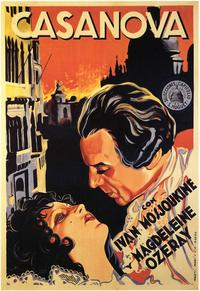 Casanova - 27 x 40 Movie Poster - Spanish Style A