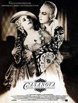 Casanova - 11 x 17 Movie Poster - Style A