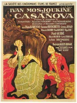 Casanova - 27 x 40 Movie Poster - Style C