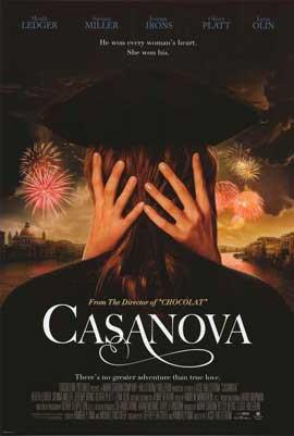 Casanova - 27 x 40 Movie Poster - Style A