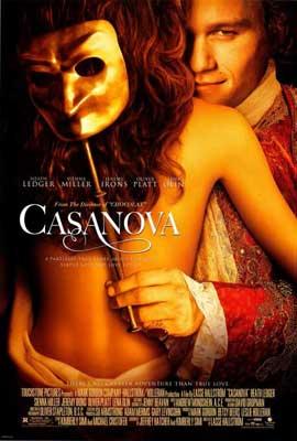 Casanova - 27 x 40 Movie Poster - Style B