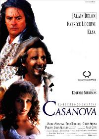 Casanova's Return - 11 x 17 Movie Poster - Spanish Style A