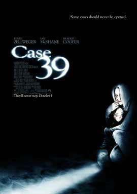 Case 39 - 27 x 40 Movie Poster - Style B