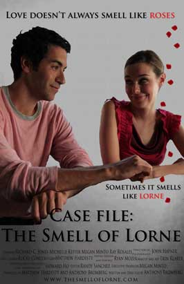 Case File: The Smell of Lorne - 11 x 17 Movie Poster - Style A