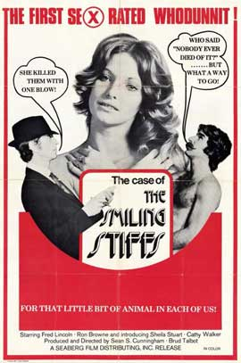 Case of the Smiling Stiffs - 11 x 17 Movie Poster - Style A