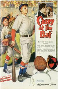 Casey at the Bat - 43 x 62 Movie Poster - Bus Shelter Style A