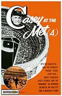 Casey at the Mets - 27 x 40 Movie Poster - Style A