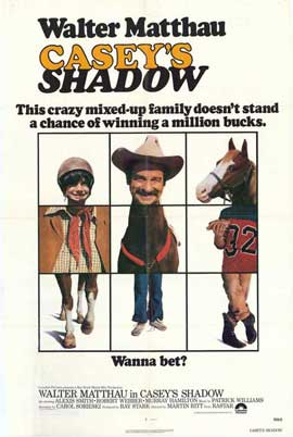 Casey's Shadow - 27 x 40 Movie Poster - Style A