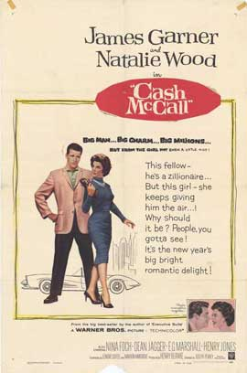 Cash McCall - 11 x 17 Movie Poster - Style A