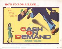 Cash on Demand - 11 x 14 Movie Poster - Style A