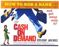 Cash on Demand - 11 x 14 Movie Poster - Style B