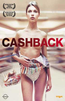 Cashback - 11 x 17 Movie Poster - German Style A