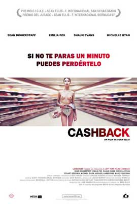 Cashback - 27 x 40 Movie Poster - Spanish Style A