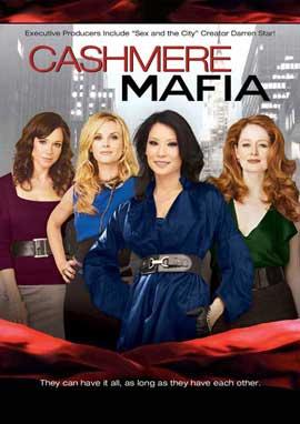 Cashmere Mafia (TV) - 27 x 40 TV Poster - Style A