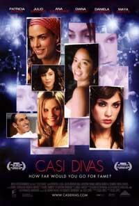 Casi Divas - 11 x 17 Movie Poster - Style A
