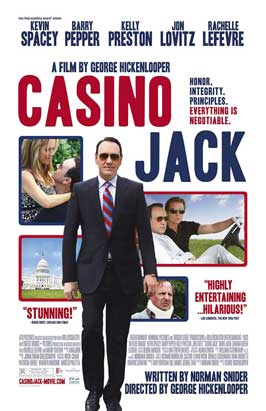 Casino Jack - 11 x 17 Movie Poster - Style A