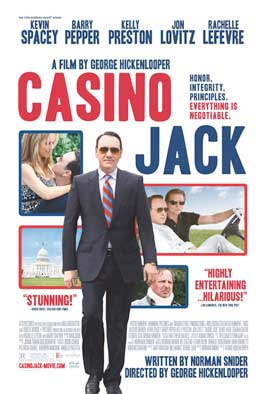 Casino Jack - 43 x 62 Movie Poster - Bus Shelter Style A