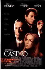 Casino - 11 x 17 Movie Poster - Style A
