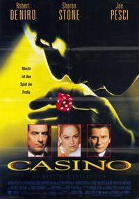 Casino - 11 x 17 Movie Poster - German Style A