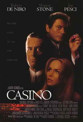 Casino - 27 x 40 Movie Poster - Style A