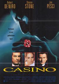 Casino - 11 x 17 Movie Poster - German Style B