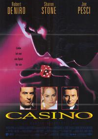 Casino - 11 x 17 Movie Poster - German Style C