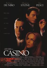 Casino - 43 x 62 Movie Poster - Bus Shelter Style A