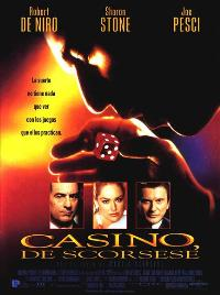 Casino - 11 x 17 Movie Poster - Spanish Style A