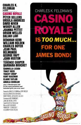 Casino Royale - 11 x 17 Movie Poster - Style A