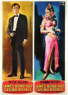 Casino Royale - 11 x 17 Movie Poster - Italian Style B