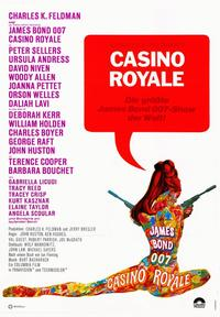 Casino Royale - 43 x 62 Poster - Foreign - Bus Shelter Style A