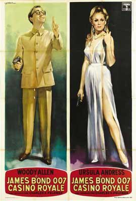 Casino Royale - 27 x 40 Movie Poster - Italian Style B