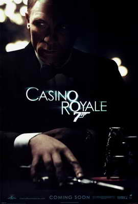 Casino Royale - Movie Poster - 27 x 39 - Style A