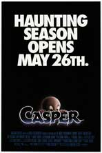 Casper - Movie Poster - Reproduction - 11 x 17 Style A