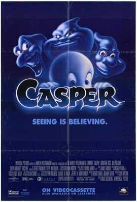 Casper - 11 x 17 Movie Poster - Style A