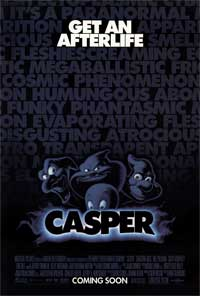 Casper - 11 x 17 Movie Poster - Style B