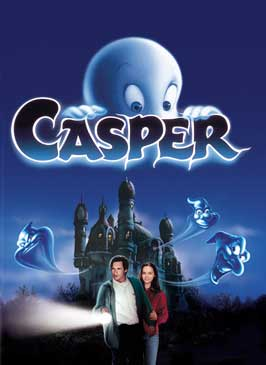 Casper - 11 x 17 Movie Poster - Style E